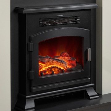 Be Modern Ravensdale Electric Fireplace Suite   Flames.co.uk